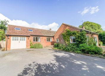Thumbnail 5 bed bungalow for sale in Redenham, Andover, Hampshire
