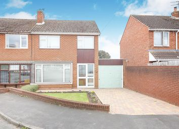 Thumbnail 3 bed semi-detached house for sale in Lime Tree Gardens, Codsall, Wolverhampton