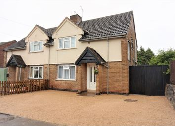 Thumbnail 3 bed semi-detached house for sale in Hastings Street, Castle Donington
