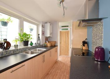 Thumbnail 2 bedroom terraced house for sale in Coombe Road, Gosport, Hampshire
