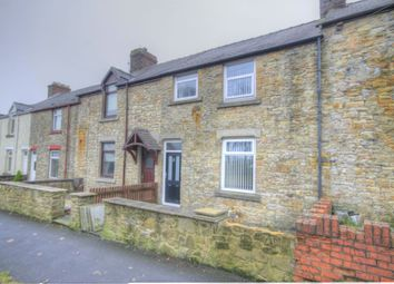 Thumbnail 3 bed terraced house for sale in Derwent Terrace, Annfield Plain, Stanley