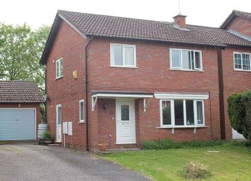 Thumbnail 3 bed detached house for sale in Ferndale Road, Marchwood, Southampton