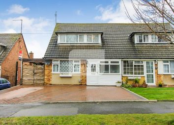 Thumbnail 3 bedroom bungalow for sale in Florence Avenue, Luton