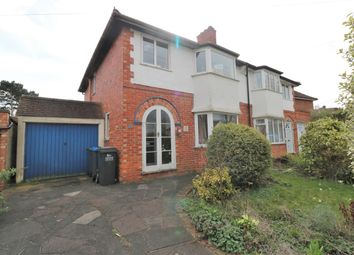 Thumbnail 3 bed semi-detached house for sale in Queenhill Road, South Croydon, Surrey