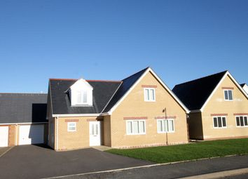 Thumbnail 3 bed detached house for sale in Corbett Avenue, Tywyn, Gwynedd