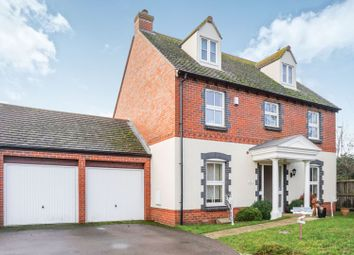 Thumbnail 5 bed detached house for sale in Robinson Close, Selsey, Chichester