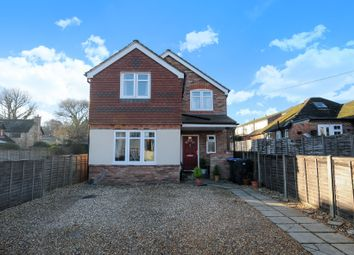 Thumbnail 4 bed detached house for sale in Robin Hood Road, Woking