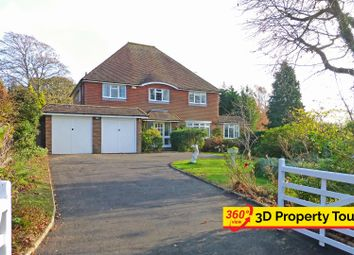 Thumbnail 4 bedroom property for sale in Old Road, Magham Down, Hailsham