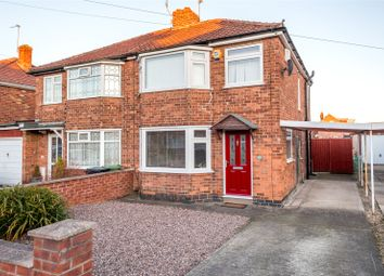 Thumbnail 3 bed semi-detached house for sale in Minster Avenue, York
