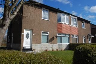 Thumbnail 3 bedroom flat to rent in Chirnside Road, Hillington, Glasgow