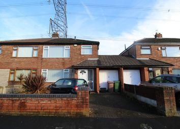 Thumbnail 3 bed semi-detached house for sale in Mooreway, Rainhill, Prescot