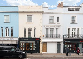 2 bed maisonette to rent in First And Second Floor Flat, 298 Westbourne Grove, Notting Hill, London W11