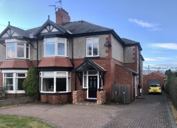 Thumbnail 4 bed semi-detached house for sale in Topcliffe Road, Sowerby, Thirsk