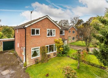 Thumbnail 3 bedroom semi-detached house for sale in Meadway, Haslemere
