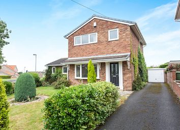 Thumbnail 3 bed detached house for sale in Wentworth Drive, Crofton, Wakefield