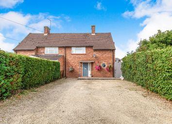 Thumbnail 2 bed semi-detached house for sale in Burlington Road, Burnham, Slough