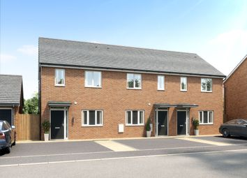Thumbnail 2 bed terraced house for sale in Branston Leas, Acacia Lane, Off Hollyhock Way, Branston