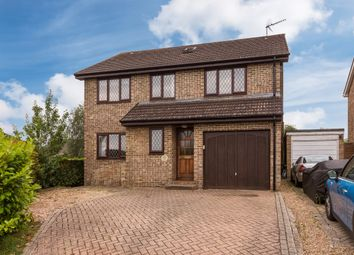 Thumbnail 4 bed detached house for sale in Ash Close, Crawley Down, Crawley