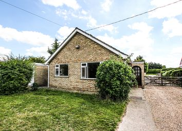 Thumbnail 3 bed bungalow for sale in Fordham Road, Freckenham