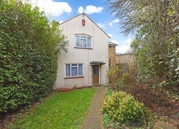 Thumbnail 3 bed end terrace house for sale in Muirfield, London