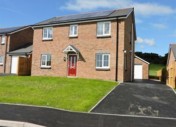 Thumbnail 4 bed detached house for sale in High Street, Bancyfelin, Carmarthen