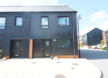 Thumbnail 3 bed end terrace house for sale in Anchor Close, Shoeburyness, Southend-On-Sea, Essex