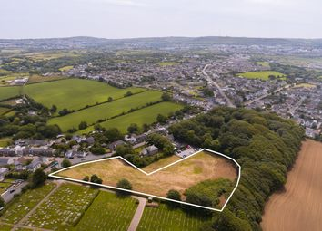 Thumbnail Land for sale in Development Site For 33 Dwellings, Illogan, Cornwall