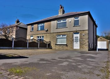 Thumbnail 3 bed semi-detached house to rent in Harrogate Road, Bradford