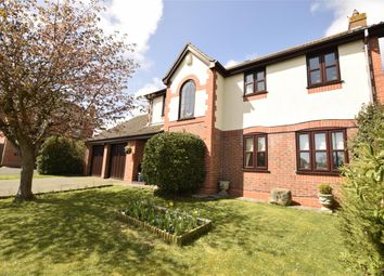 Thumbnail 4 bedroom detached house for sale in Cotswold Close, Eastbourne, East Sussex