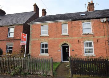Thumbnail 2 bed end terrace house for sale in Brooke Road, Oakham