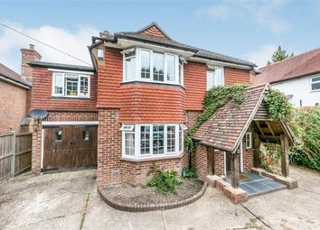 Manor Way, Guildford, Surrey GU2. 5 bed detached house for sale