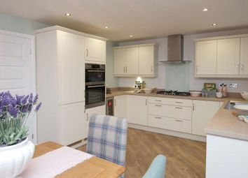 "Thumbnail 4 bed detached house for sale in ""Kennington"" at Livingstone Road, Corby"