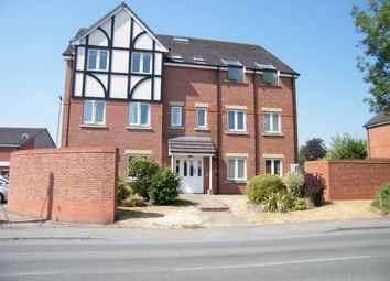 Thumbnail 2 bed flat for sale in Laburnum Court, Springfield Drive, Crewe, Cheshire