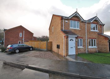 Thumbnail 2 bed semi-detached house for sale in Rannoch Drive, Nuneaton