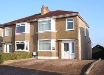 Thumbnail 3 bed semi-detached house for sale in Craighill Drive, Clarkston, Glasgow, East Renfrewshire