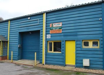Thumbnail Warehouse for sale in Unit E2, Hilton Park, East Wittering, West Sussex