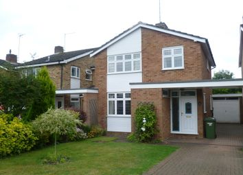 Thumbnail 3 bed detached house to rent in Vicarage Street, Woburn Sands, Milton Keynes