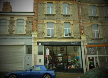 Thumbnail 1 bedroom flat to rent in High Street, Barry, Vale Of Glamorgan