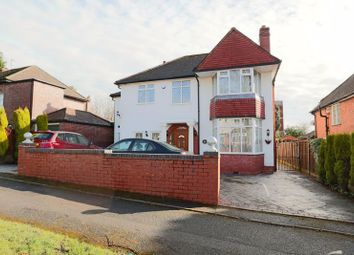 Thumbnail 4 bed detached house for sale in The Avenue, Hartshill, Stoke-On-Trent