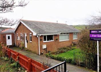Thumbnail 3 bed detached bungalow for sale in Blakestones Road, Slaithwaite