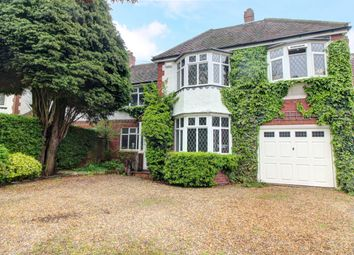 Thumbnail 4 bed semi-detached house for sale in Cumberledge Hill, Rugeley