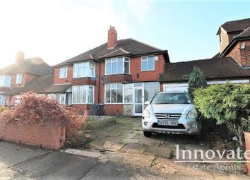Thumbnail 3 bed semi-detached house to rent in Walsall Road, Great Barr, Birmingham
