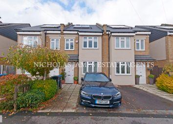 3 bed terraced house for sale in Highfield Villas, Highfield Road, London N21