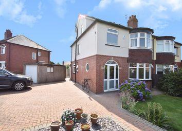 Thumbnail 4 bed semi-detached house for sale in Cross Gates Avenue, Crossgates, Leeds