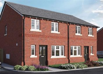 Thumbnail 2 bed mews house for sale in Preston Road, Inskip, Preston