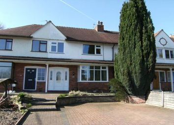 Thumbnail 3 bed terraced house to rent in London Road, Holmes Chapel, Crewe