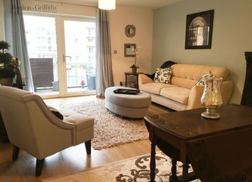 Thumbnail 1 bed flat for sale in Calais House, Cardiff