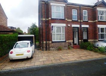 Thumbnail 2 bed flat to rent in Carlton Road, Sale, 6Wz.