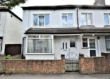Thumbnail 3 bed end terrace house for sale in Grenaby Avenue, Croydon