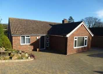 Thumbnail 4 bed bungalow to rent in Ovingdean Close, Ovingdean, Brighton